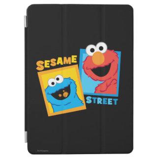 Elmo und Plätzchen-Monster-Freunde iPad Air Hülle