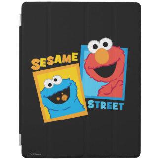 Elmo und Plätzchen-Monster-Freunde iPad Hülle