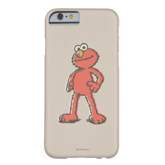 Elmo Vintag Barely There iPhone 6 Hülle