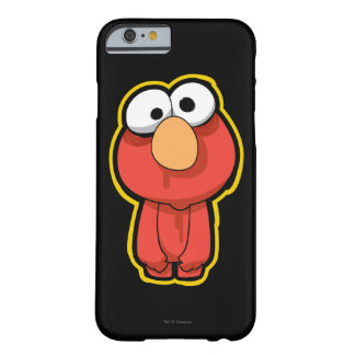 Elmo Zombie Barely There iPhone 6 Hülle
