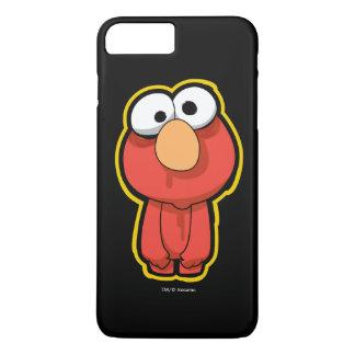 Elmo Zombie iPhone 8 Plus/7 Plus Hülle