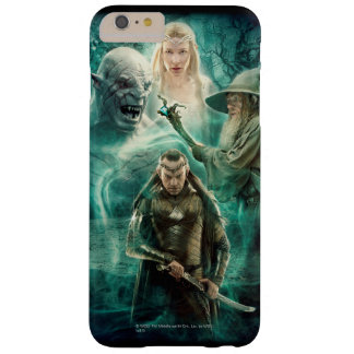 ELROND™, Azog, Galadriel u. Gandalf Grafik Barely There iPhone 6 Plus Hülle