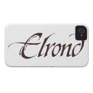 ELROND™ Namenskörper iPhone 4 Cover