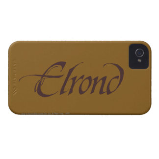 ELROND™ Namenskörper iPhone 4 Hülle