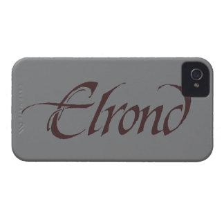 ELROND™ Namenskörper iPhone 4 Hüllen