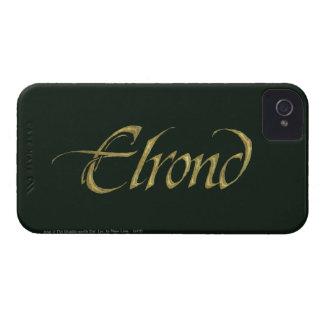 ELROND™ Namensstrukturiertes iPhone 4 Hülle
