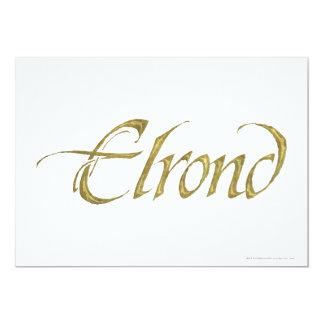 ELROND™ Namensstrukturiertes Karte