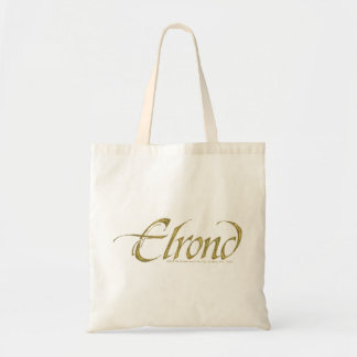 ELROND™ Namensstrukturiertes Tragetasche