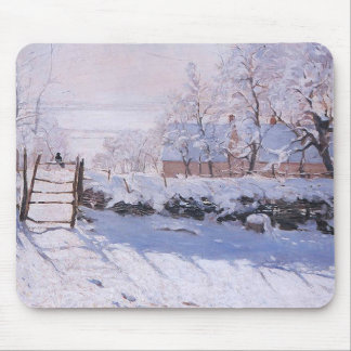 Elster Claudes Monet-The Mousepads