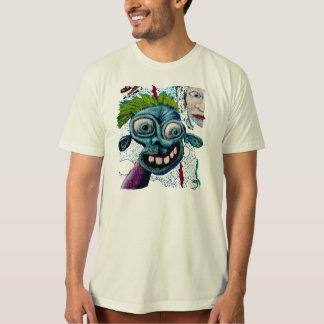 Elterliche Angst und das moderne jugendlich T-Shirt