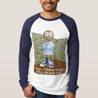Elterliche Geisteskrankheit - braune Haut T-Shirt