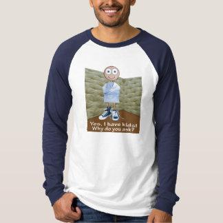 Elterliche Geisteskrankheit - helle Haut T-Shirt