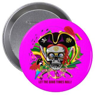 Elternteil Runder Button 10,2 Cm