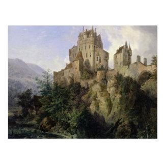 Eltz Schloss Postkarte