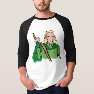 Elven Bogenschütze T-Shirt