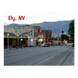 Ely Postkarte