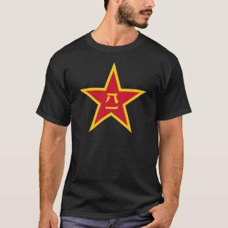 Emblem des chinesischen Winkels des T-Shirt