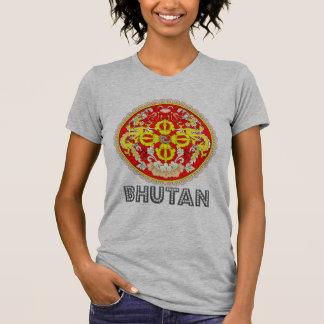 Emblem von Bhutan T Shirts