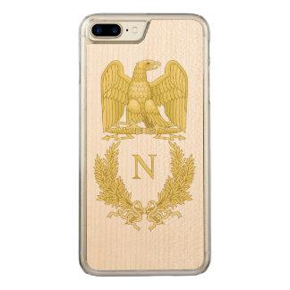 Emblem von Napoleon Bonaparte Carved iPhone 8 Plus/7 Plus Hülle