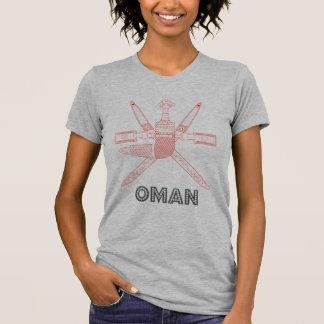Emblem von Oman T-Shirt