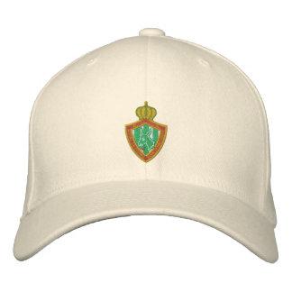 Embroidered Hat - Crossing Schaerbeek 1969 Besticktes Baseballcap