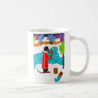 Emelya u. das magische Pike Kaffeetasse