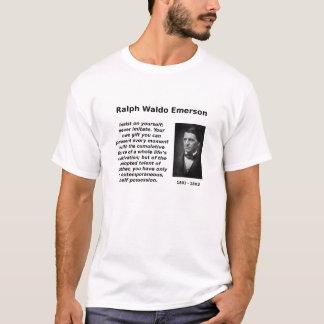 Emerson, bestehen auf selbst T-Shirt