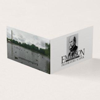 Emerson (George) Business Cards Visitenkarten