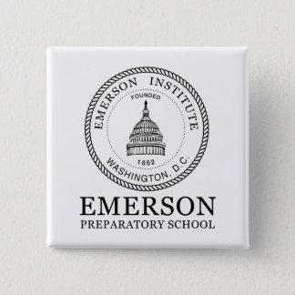 Emerson-Knopf Quadratischer Button 5,1 Cm