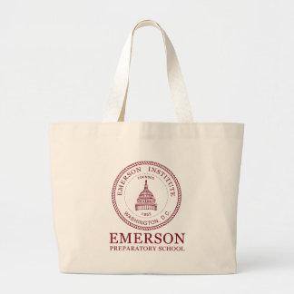 Emerson-Tasche Jumbo Stoffbeutel