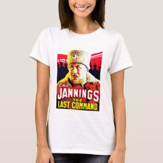Emil Jannings - der letzte Befehl T-Shirt