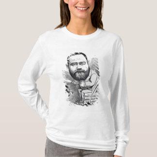 Emile Zola als Naturwissenschaftler, von T-Shirt