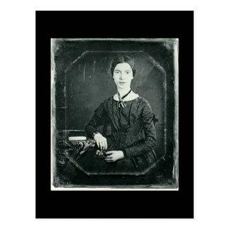 Emily Dickinson Postkarte