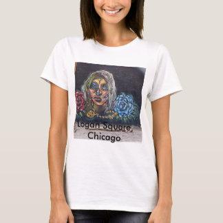 "Emily unter dem ""L "" T-Shirt"