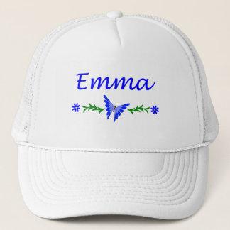 Emma (blauer Schmetterling) Truckerkappe