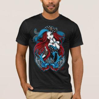 Emma-Fünfzigerjahre Rockabilly T-Shirt