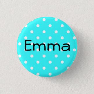 Emma-Knopf Runder Button 3,2 Cm