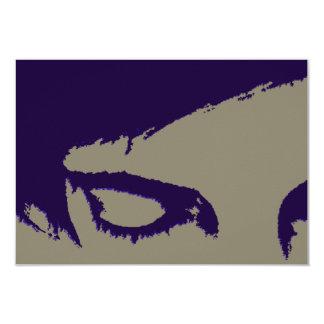 emo Art 8,9 X 12,7 Cm Einladungskarte