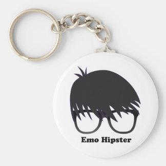 Emo Hipster Schlüsselanhänger