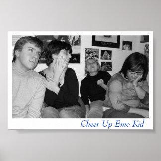 Emo Kind Posterdruck