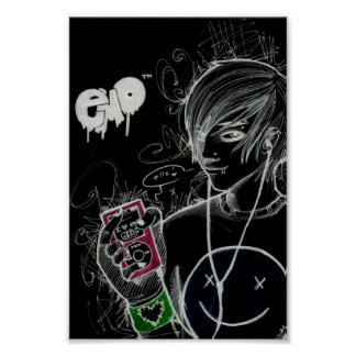Emo Plakat