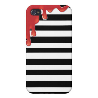 Emo Stripes Speck-Kasten iPhone 4 Etui