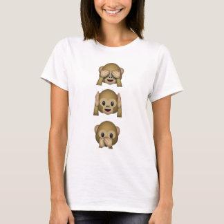 Emoji Affen T-Shirt