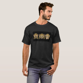 Emoji Affepeekaboo T-Shirt