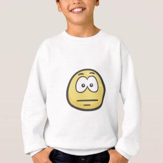 Emoji: Ausdrucksloses Gesicht Sweatshirt