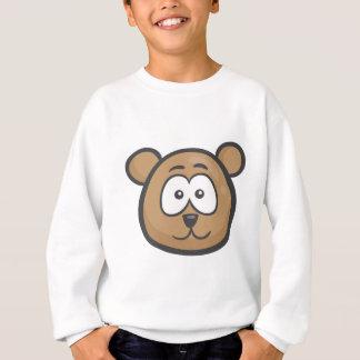 Emoji: Bärn-Gesicht Sweatshirt