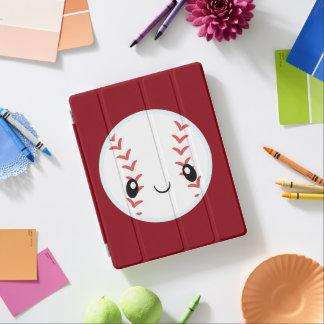 Emoji Baseball iPad Smart Cover