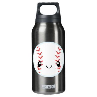 Emoji Baseball Isolierte Flasche