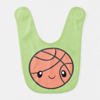 Emoji Basketball Lätzchen