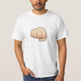 Emoji Faust-Stoß-T - Shirt